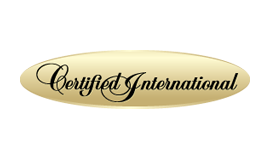 Certified International logo