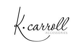 K Carroll accessories logo