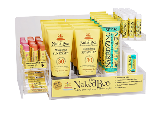 Naked Bee Sun Products