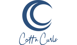 Cott n Curls logo
