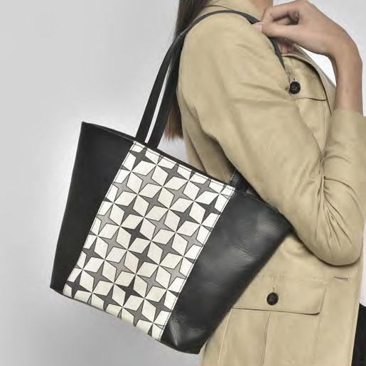 Cottn N Curls shoulder bag